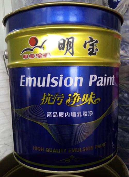 高品质内墙乳胶漆 抗
